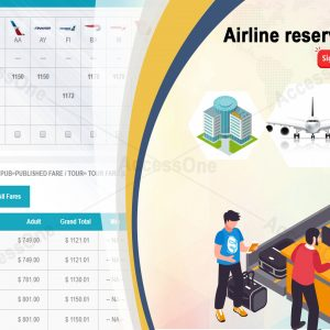 Airline & Hotel Booking Engine