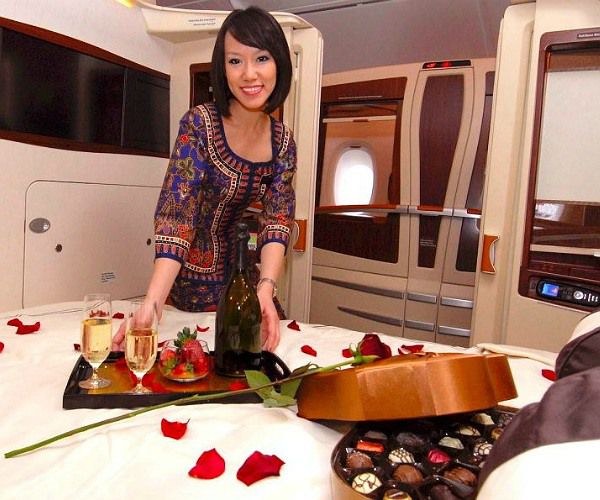 Top first-class Flight experiences in the sky