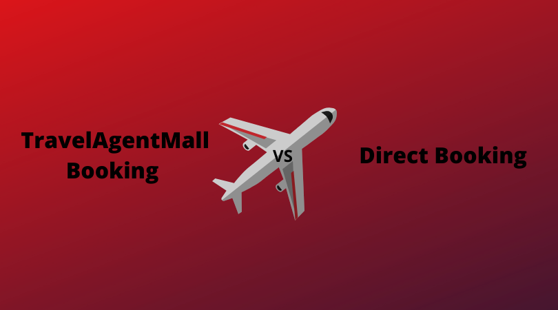 Travel Experts Booking vs Direct Booking