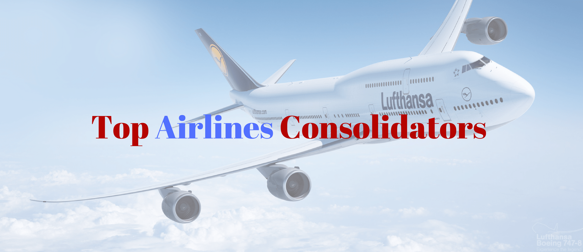 Best Airline Consolidators in Europe