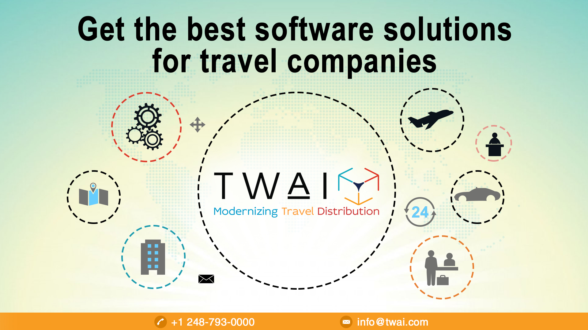 All you need to know about selecting the right Travel Technology Company