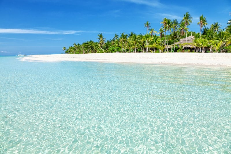 Top 10 white-sand beaches in the world