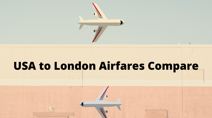 Airfare from New York to London from $227 One way