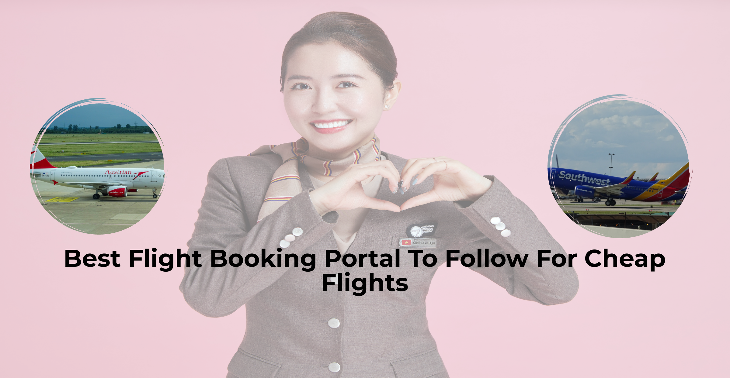 8 Of The Best Flight Booking Portal To Follow For Cheap Flights